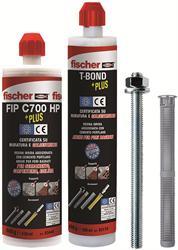 Sistema chimico a iniezione FIP C700 HP PLUS / T-BOND PLUS